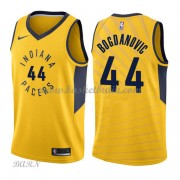 Barn NBA Tröja Indiana Pacers 2018 Bojan Bogdanovic 44# Statement Edition..